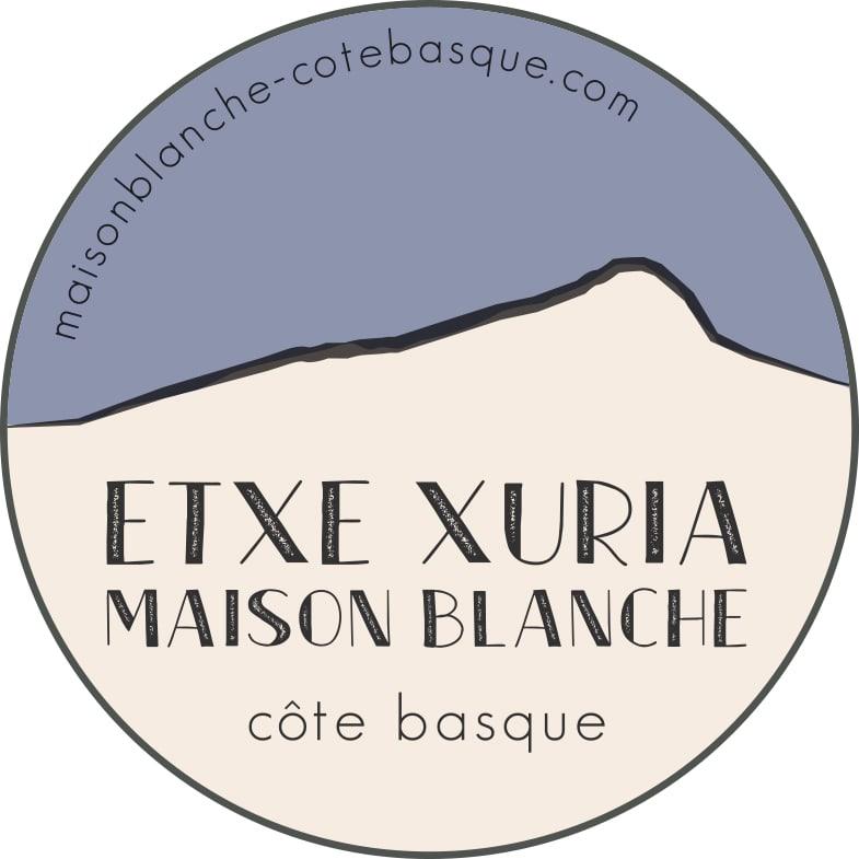 logo Maison Blanche Etxe Xuria n°6