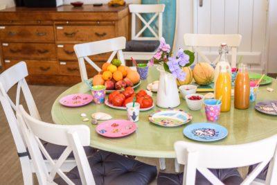 EtxeXuria-Cuisine table lave enfants