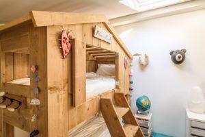 EtxeXuria-chambre cabane cabane du haut