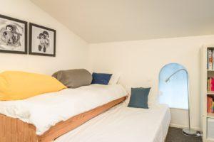 EtxeXuria-chambre cabane et lit gigogne
