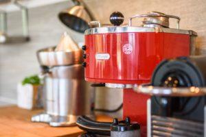 EtxeXuria-cuisine café presse agrume