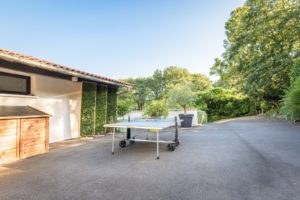 EtxeXuria-parking table ping pong