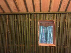 Cabane des bambous nouvel intérieur